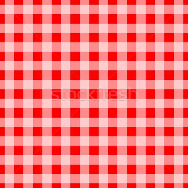 Senza soluzione di continuità texture rosso bianco cell Foto d'archivio © Aqua