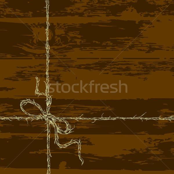 Arco corda ilustração útil estilista trabalhar Foto stock © Aqua