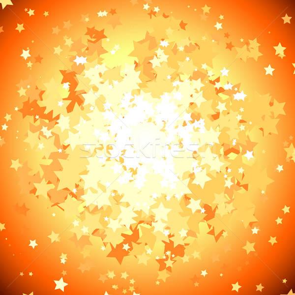 Star illustrazione utile designer lavoro foglia Foto d'archivio © Aqua