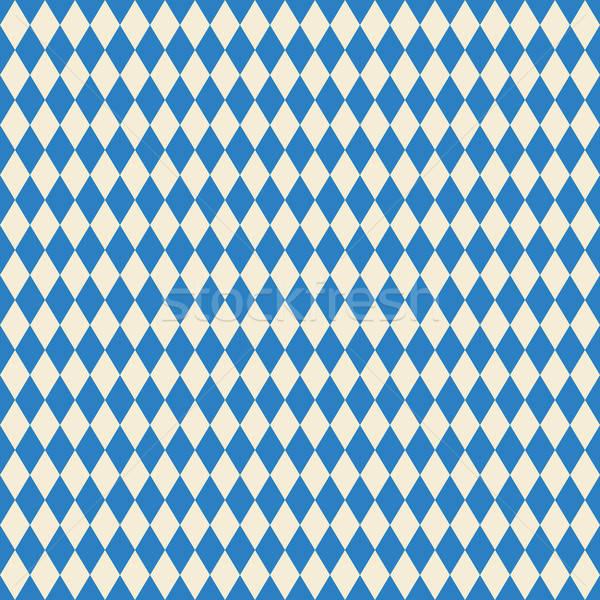 seamless texture bavarian flag vector illustration © Aqua ...