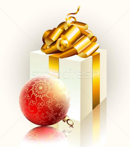 Noël illustration utile designer travaux heureux Photo stock © Aqua