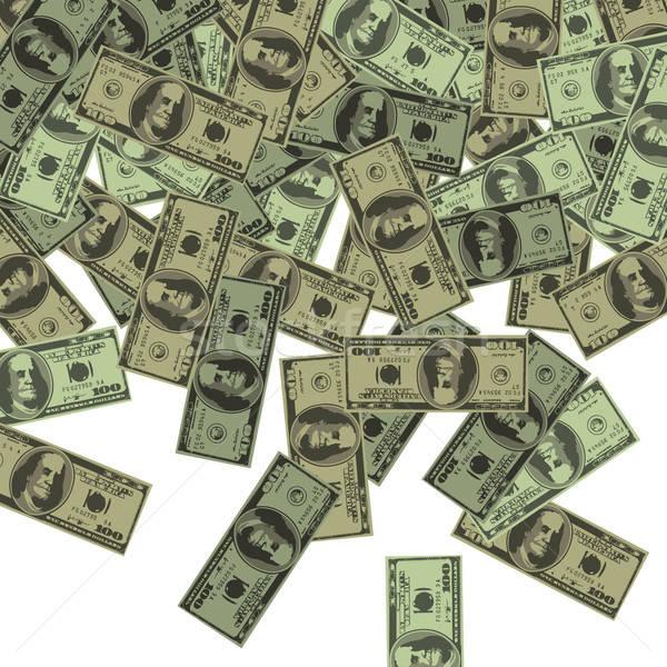 dollars Stock photo © Aqua