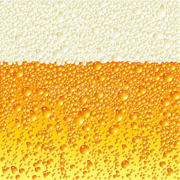 Cerveja ilustração útil estilista trabalhar água Foto stock © Aqua