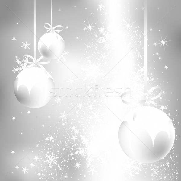 christmas background Stock photo © Aqua