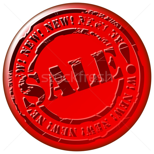 stamp sale Stock photo © Aqua
