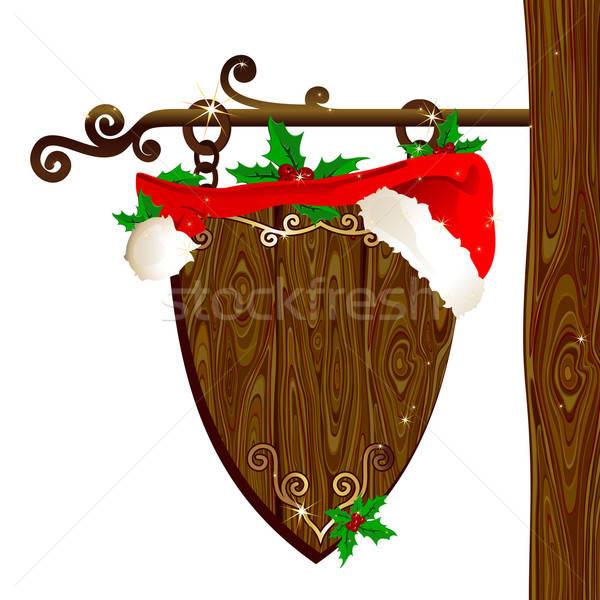 Navidad ilustración útil disenador trabajo textura Foto stock © Aqua