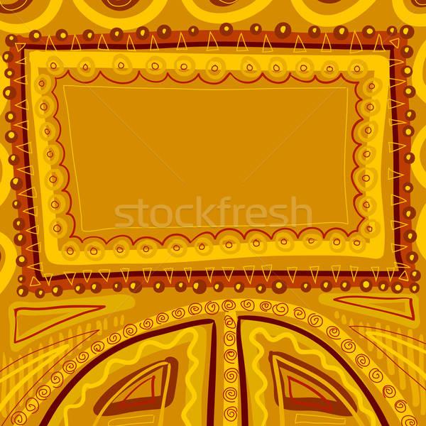 Abstrato ilustração útil estilista trabalhar textura Foto stock © Aqua