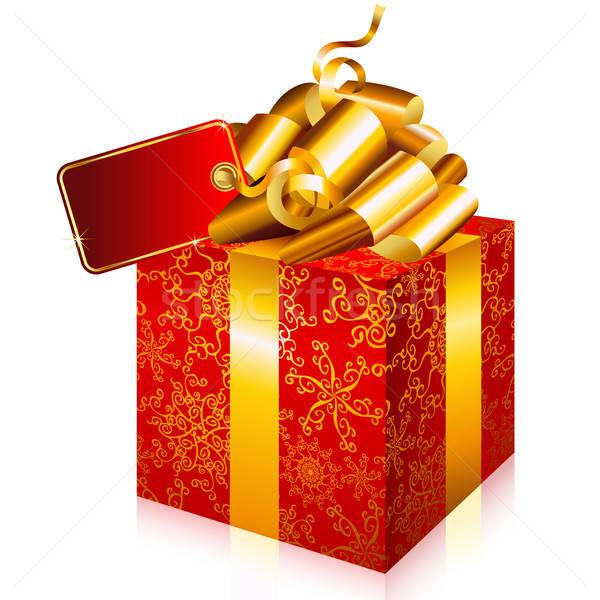 Foto stock: Natal · decoração · ilustração · útil · estilista · trabalhar
