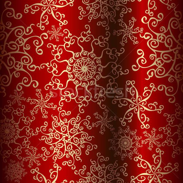 Decorativo ilustração útil estilista trabalhar flor Foto stock © Aqua