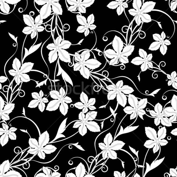 Floral texture illustration utile designer Photo stock © Aqua