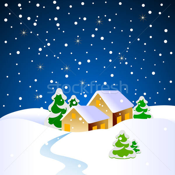 Noël illustration utile designer travaux maison Photo stock © Aqua