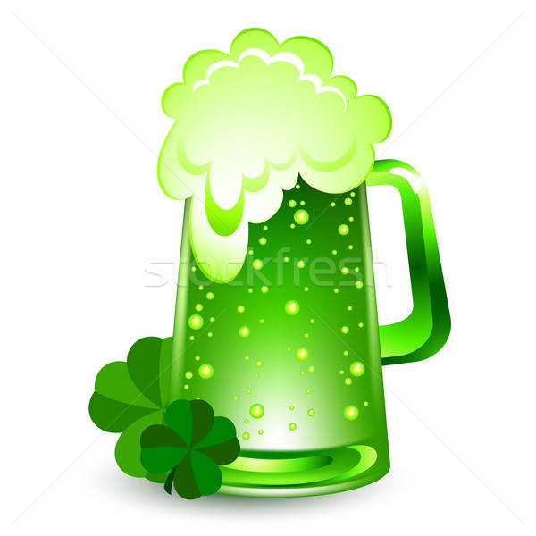 green beer Stock photo © Aqua