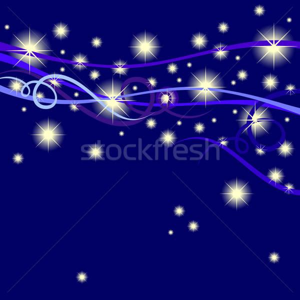 Natal ilustração útil estilista trabalhar negócio Foto stock © Aqua