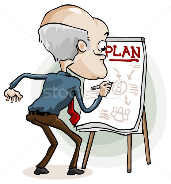 Business Plan Stock photo © araga