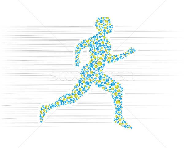 Running Stock photo © archymeder