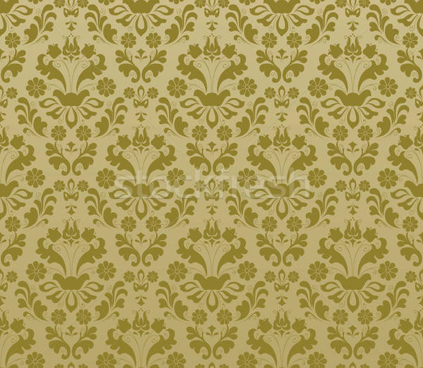 Abstract floral pattern Stock photo © archymeder