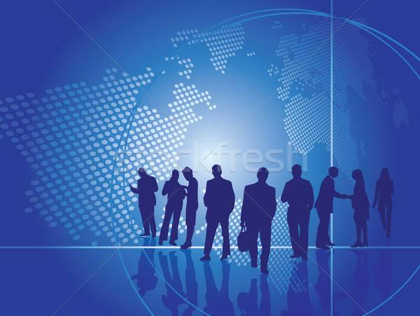 Business presentation concept  Stock photo © archymeder