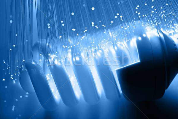High tech technology backgroundnd Stock photo © arcoss