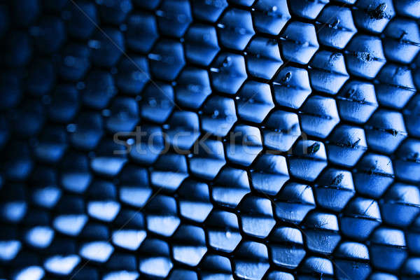 Steel honeycomb  Stock photo © arcoss