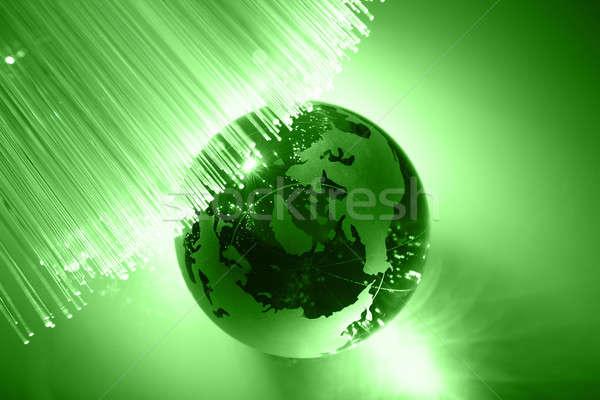 высокий Tech технологий цвета мира свет Сток-фото © arcoss
