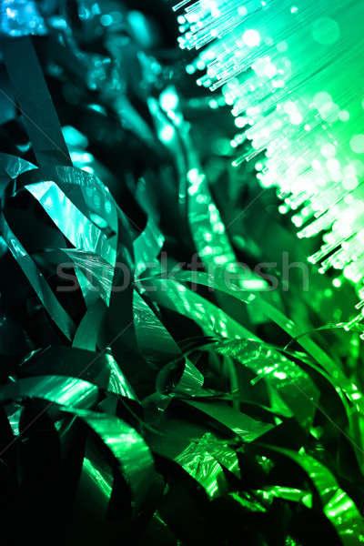Rost optika fény foltok zene technológia Stock fotó © arcoss