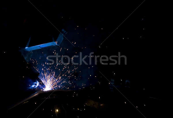 welding Stock photo © arcoss