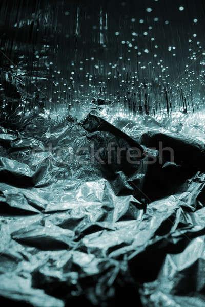 волокно оптический волокно оптика свет Места Сток-фото © arcoss