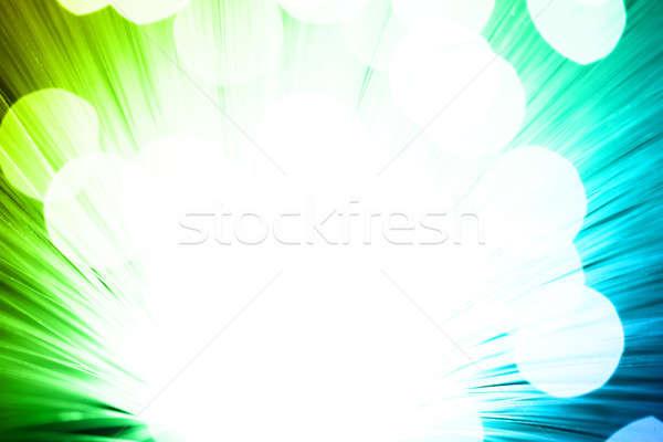 Сток-фото: волокно · оптика · свет · Места · мира · технологий