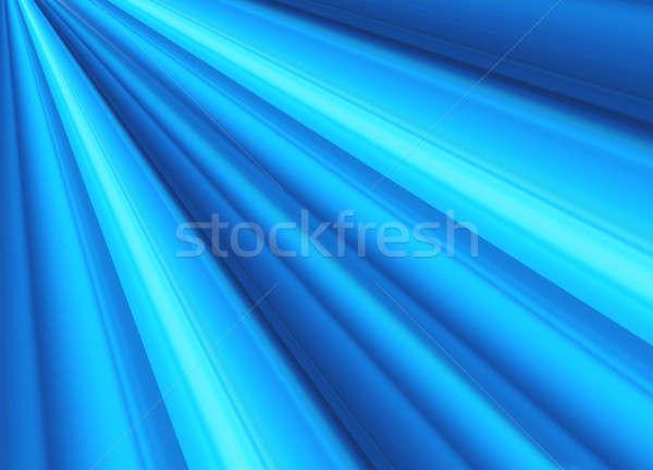 Streszczenie komputera tle niebieski prędkości Zdjęcia stock © arcoss