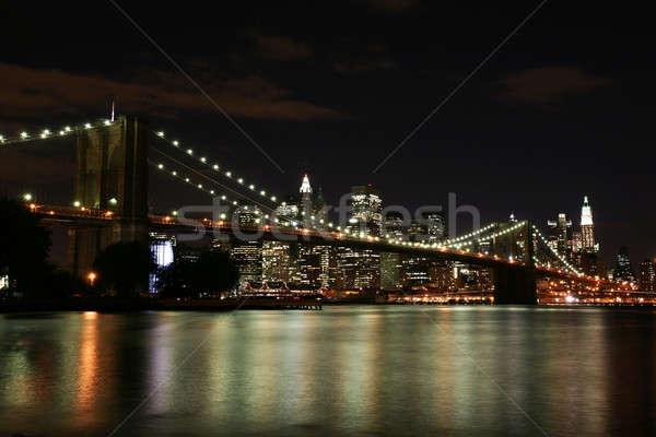 brooklyn bridge Stock photo © arcoss