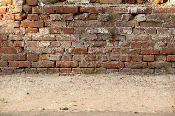 Background of brick wall texture  Stock photo © arcoss