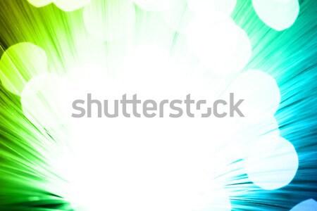 Zdjęcia stock: Włókno · optyka · świetle · świecie · technologii