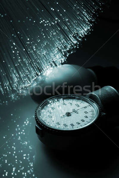 Fibre Optical Stock photo © arcoss
