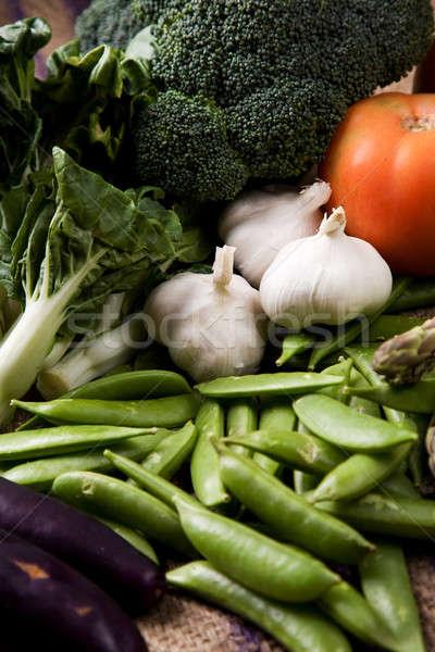 Fresh vegetables Stock photo © aremafoto