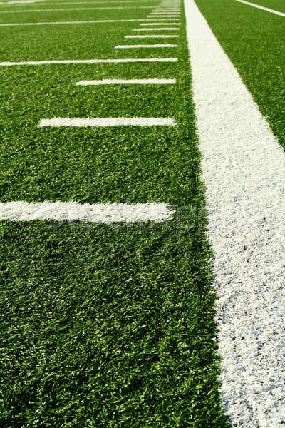 Football field Stock photo © aremafoto