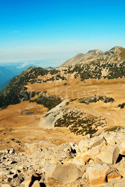 Mt. Rainier Stock photo © aremafoto