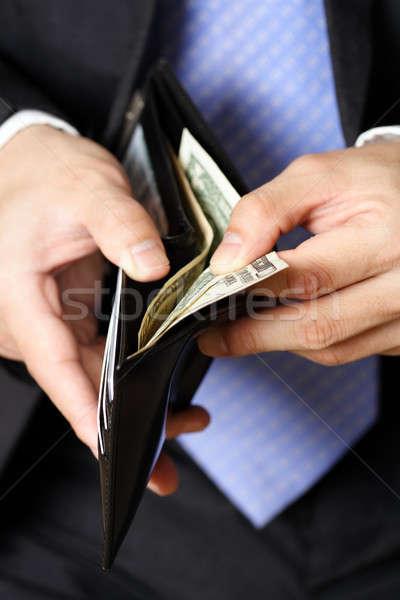 Payment Stock photo © aremafoto