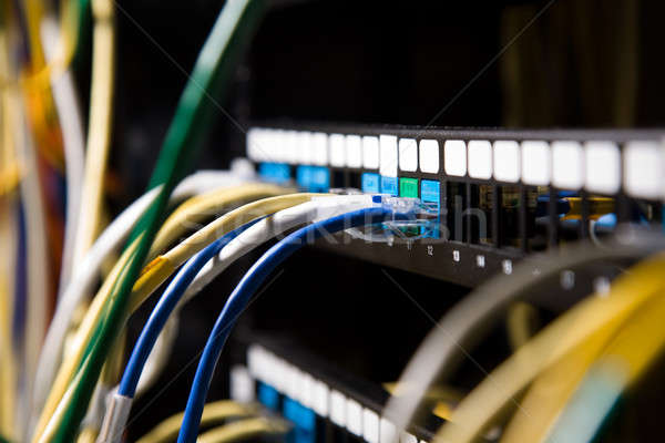 Network Stock photo © aremafoto