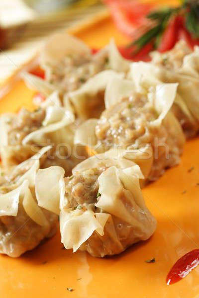 Chinese food Stock photo © aremafoto