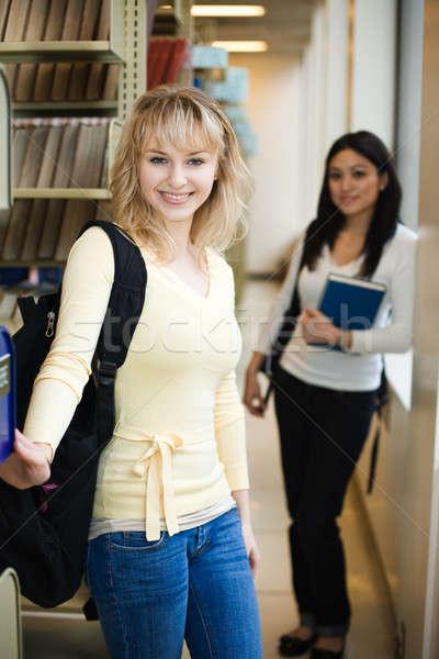 College students Stock photo © aremafoto