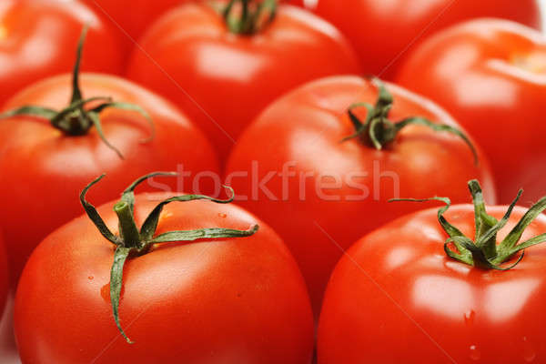 Tomates naturaleza frutas vida Foto stock © aremafoto