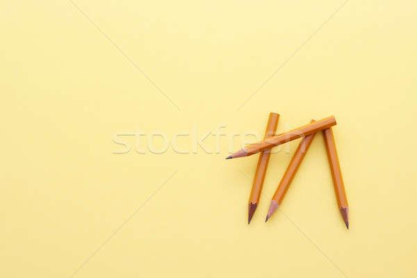 Pencil Stock photo © aremafoto