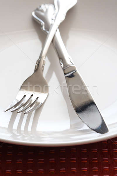 Dinnerware Stock photo © aremafoto