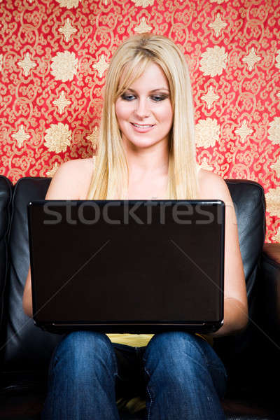College student Stock photo © aremafoto