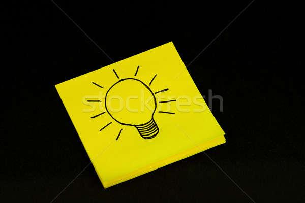 Inspiration Stock photo © aremafoto