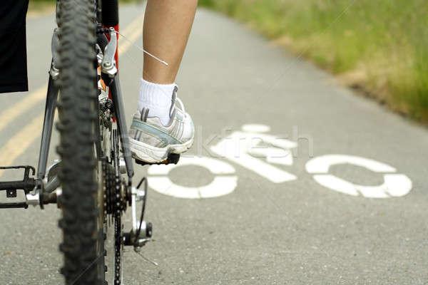Biking Stock photo © aremafoto