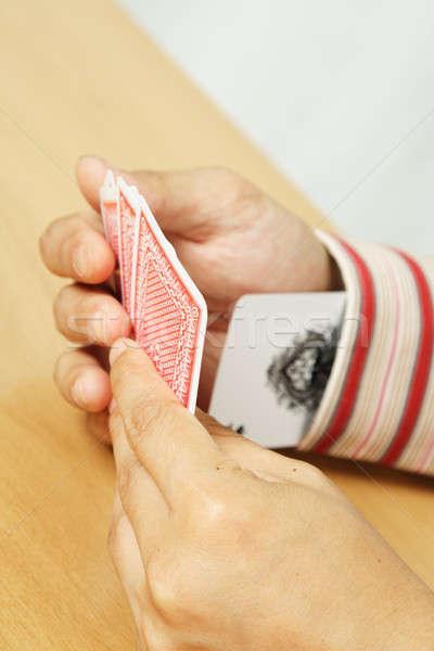 Cheating Stock photo © aremafoto