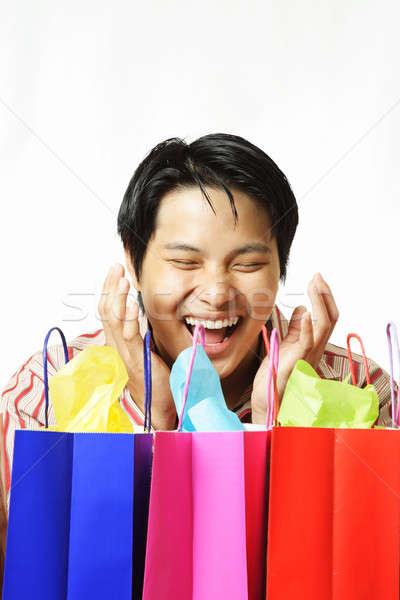 Shopping Stock photo © aremafoto