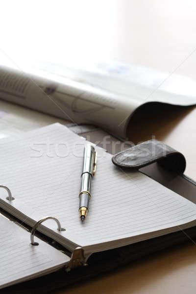 Office environment Stock photo © aremafoto