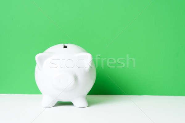 Piggy bank Stock photo © aremafoto